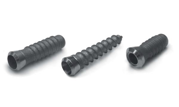 S-System, S-System zubni implanti